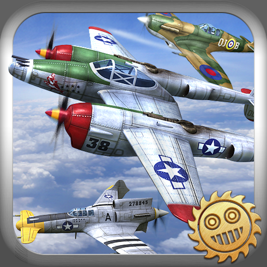 iFighter 1945 iOS